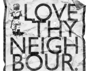 Case of the neighbour
