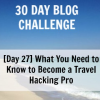 Becoming the savvy traveller