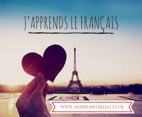 """J'apprends"" or ""I learn"""